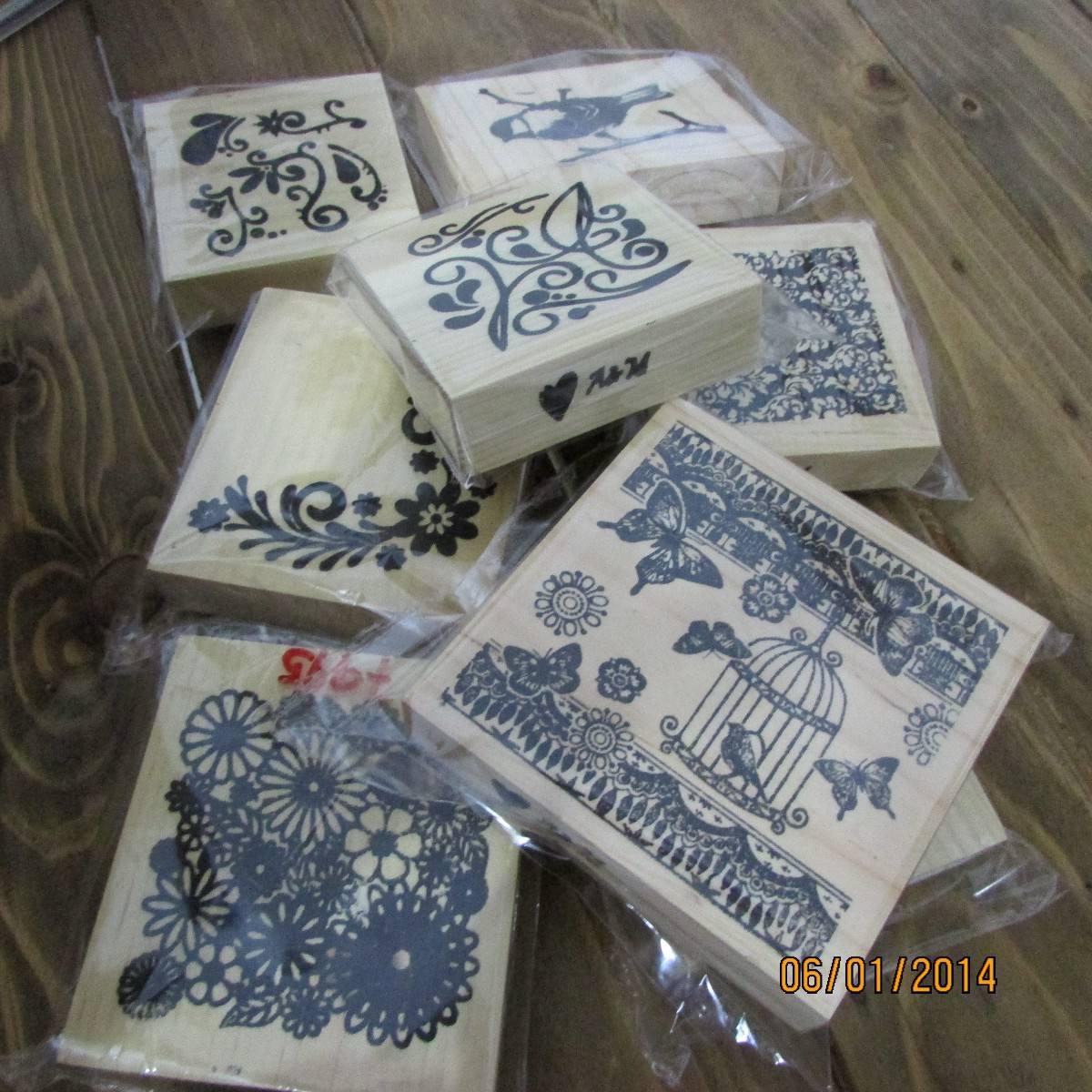 Lindos Carimbos De Madeira Para Artesanato R$ 12 50 no MercadoLivre #414D5E 1200x1200