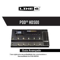 Manual Avançado Pod Hd 500 - Portugues - Envio Por Email