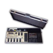 Hard Case Pedais Pedal Pedaleira 80x40x10cm Boss Zoom Line 6