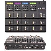 Line 6 M13 - Não É Pod Hd500 Gt100 Amplifi Fx100 Pedalboard