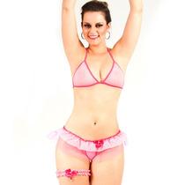 Mini Fantasia Bailarina Pimenta Sexy - Shopsensual Sex Shop