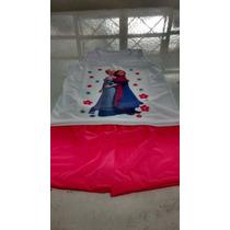 Kit C/ 10 Pijamas Princesas/frozen - Infantil Menina Atacado