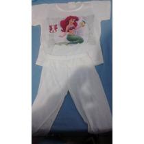 Kit C/ 10 Baby Doll Infantil Pijama Malha Feminino Atacado