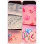 Kit 20 Calcinhas Infantis/ Modelos. Lindas E Confortáveis