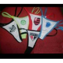 Kit Com 30 Calcinha De Time