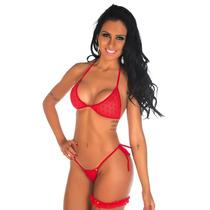 Lingerie Sexy Fantasia Feminina Noiva Fogosa Conjunto Sexy