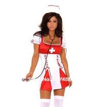 Fantasia Feminina Enfermeira Pronta Entrega Vários Modelos