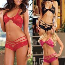 Body Sexy Em Tule E Renda C136