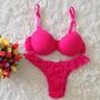 Lingerie Pink Marta Campos Tam Pp