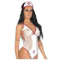 Kit Fantasia Sexy Enfermeira / Medica