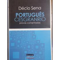 Livro Português Para Concursos - Questões Cesgranrio