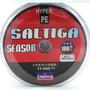 Linha Multifilamento Saltiga Daiwa 0,23mm 19,5 Kg #2 30lbs