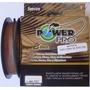 Multifilamento Power Pro Super 8 Slick 40 Lb 275m - Marrom