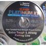 Linha Platinum Xt Ottoni 0.70mm 100 Metros