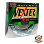 Nova Linha Multifilamento Vexter X8 300m 0.35mm 50lbs
