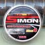 Linha Multifilamento Simon 100m 30 Libras A 70 Libras
