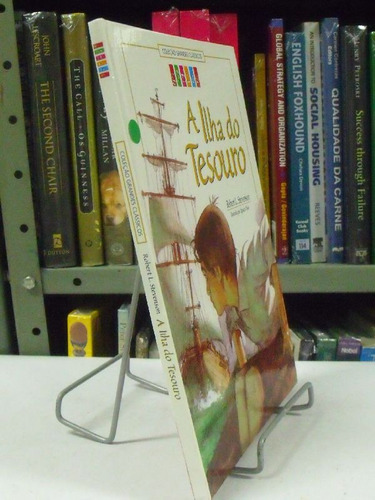 Livro - A Ilha Do Tesouro - Robert L. Stevenson