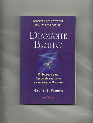 Livro -- Diamante Bruto
