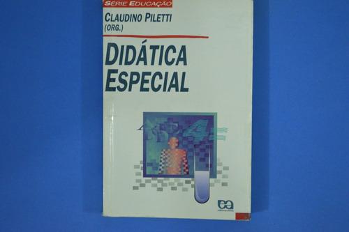 Livro Didática Especial Claudino Piletti