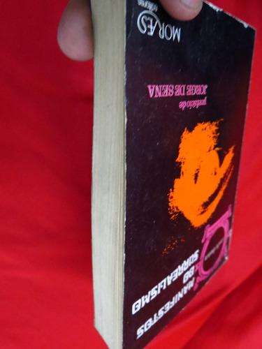 Livro Manifestos Do Surrealismo André Breton Frete Gratis