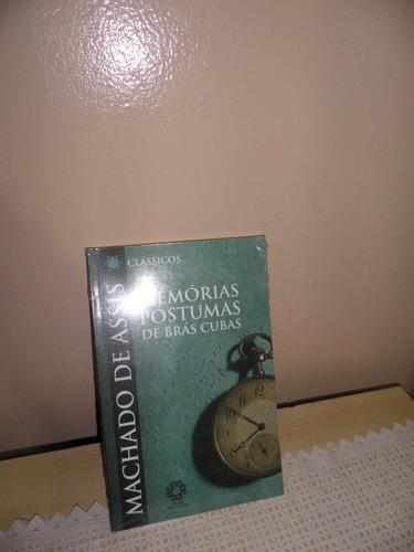 Livro Memórias Póstumas De Brás Cubas(