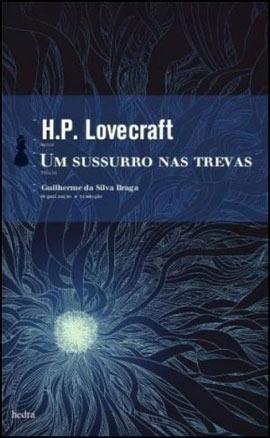 Livro Um Sussurro Nas Trevas De H.p. Lovecraft - Novo