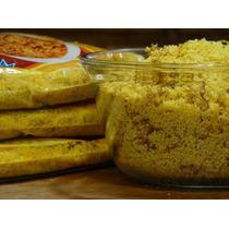 Paçoca Salgada Com Carne De Sol (farofa) - 1kg