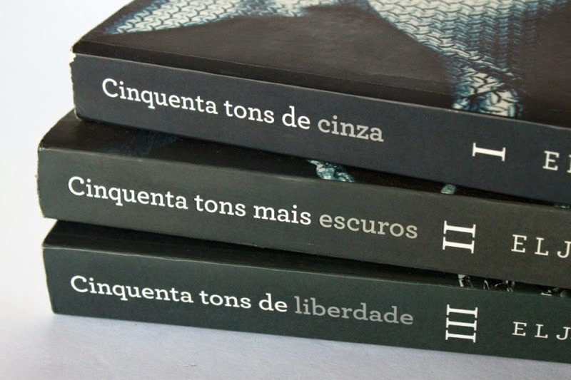 Box Trilogia 50 Cinquenta Tons De Cinza Livro Em Pdf R 9 90 No