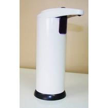 Saboneteira Líquida Automática Inox Branca C/sensor Westing