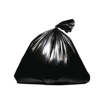Saco De Lixo Plástico Preto 20 Litros Com 10 Unidades