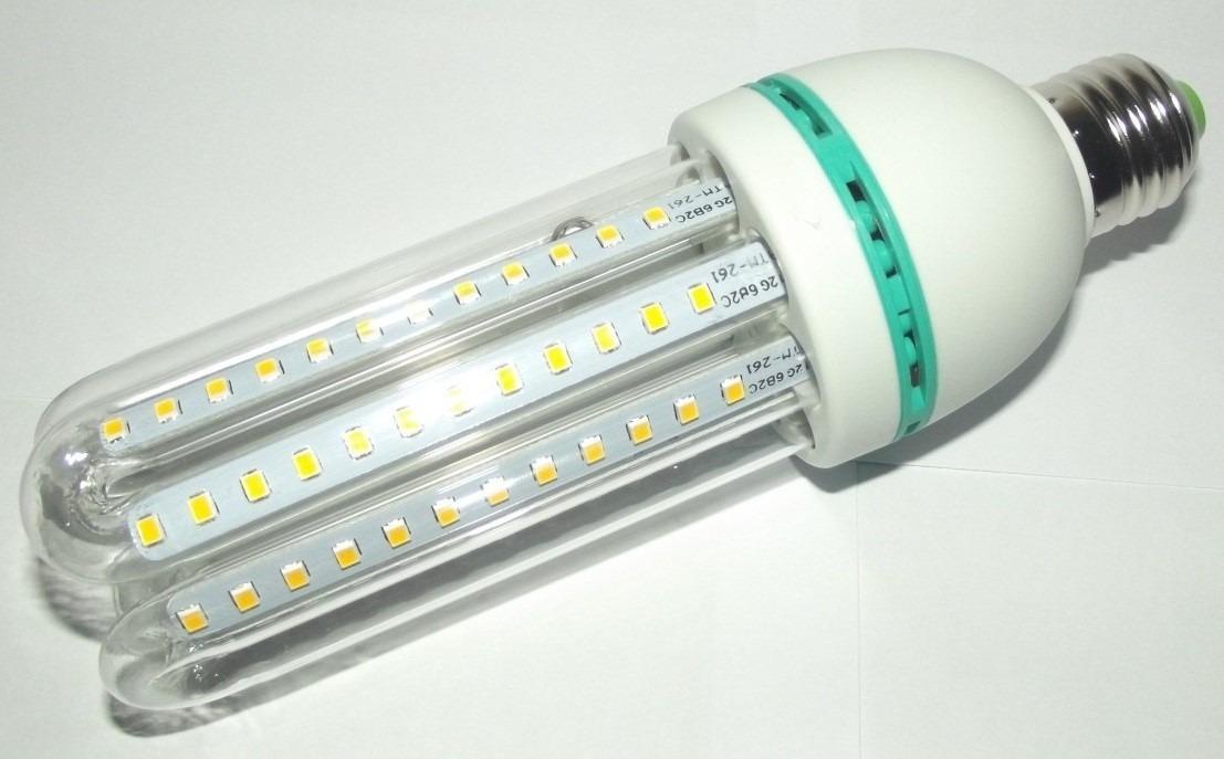 decoracao lampadas led : decoracao lampadas led:Lâmpada Led 16w 4u E27 Bivolt Kit 10 Unidades – R$ 231,25 no