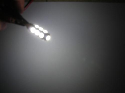 Lâmpada Pingo 13 Led Smd 5050 Branco 180º Alta Intensidade