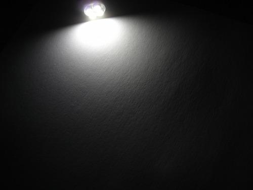 Lâmpada Pingo T10 194 W5w 16 Led Smd Branco Amarelado 4300k