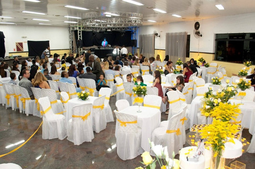 Locação Capa De Cadeira Apenas 1,49 P/casamento/debutante
