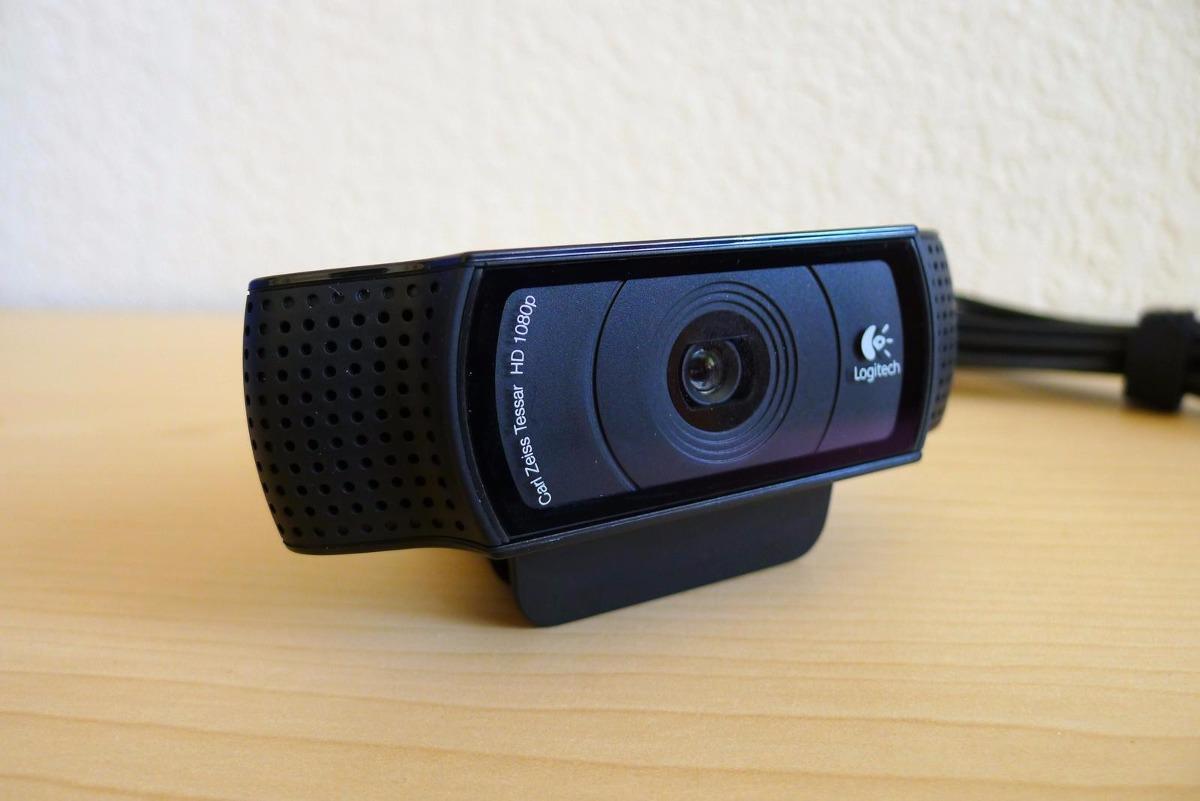 logitech hd pro webcam c920 drivers