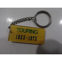 Chaveiro Antigo Touring Comemorativo 50 Anos 1923-1973