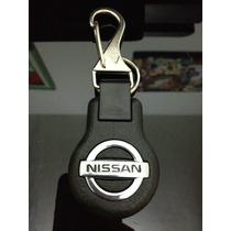 Chaveiro Mosquetão Emborrachado ,carro Nissan