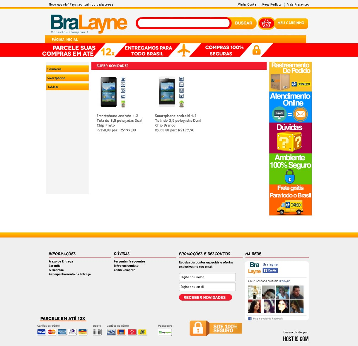 Loja virtual bralayne script php 2014 ecommerce exclusivo for Yahoo ecommerce templates