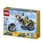 Lego 31018 - Moto De Passeio - 129 Peças - Lançamento 2014