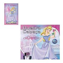 Quebra Cabeça Das Princesas 150 Pçs Brinquedo Frete Grátis