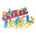 Kit Big Tandy 250 Peças - Montar - Tipo Lego - Educativo