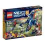 Nexo Knights O Cavalo Mecânico - Lego 70312