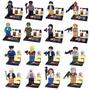 Lego Walking Dead Zumbis - 16 Bonecos - Pronta Entega