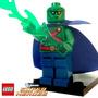 Lego Dc Superheroes Martian Manhunter Justice - Batman Arrow