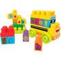 Mega Blocks First Blocks Ônibus Abc - Fisher Price Dbk84