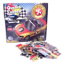 Quebra Cabeça Carros 150 Peças Brinquedo Infantil