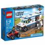Lego City - Locomoção De Prisioneiros - 60043