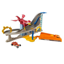 Pista Hot Wheels Fúria Do Dragão - Mattel X9300