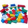 Blocos 504 Peças De Montar,encaixe,multiblocos,tipo Lego