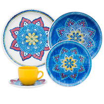 Aparelho Jogo De Jantar Chá 20 Peças, Oxford Porcelana Louça